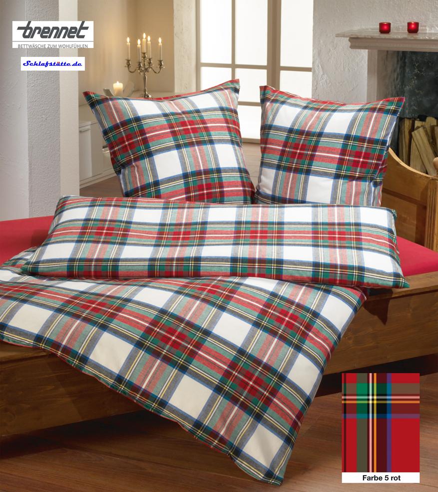 brennet edel flanell bettw sche madison 135x200 155x220. Black Bedroom Furniture Sets. Home Design Ideas